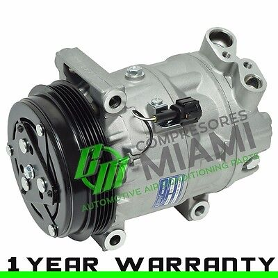A/C Compressor and Clutch Fits Nissan 350Z 3.5L V6 2003-2006 - New