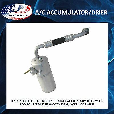A/C AC Accumulator With Hose Assembly Fits Ford Expedition F-150  UAC HA 10299C