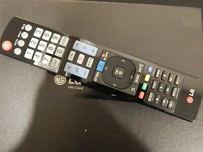 GENUINE LG 3D TV Remote Control for All types of LG TV AKB73615309  -AUS SELLER-