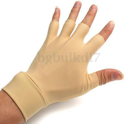 Washable Arthritis Relief Hand Anti Ache Joint Gloves Nylon Spandex Compression