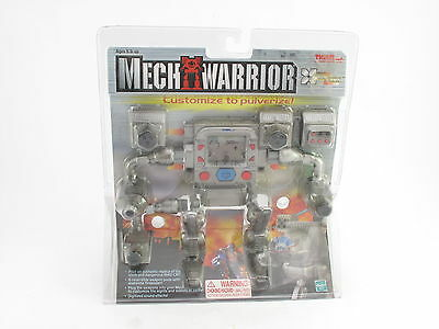 Mechwarrior Tiger Elect LCD Game Customize To Pulverize Electronics X-Changers