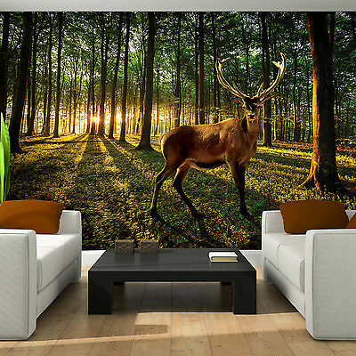 fototapete fototapeten tapeten schlucht natur 3d wald wasserfall foto 14n10261p4 eur 17 60. Black Bedroom Furniture Sets. Home Design Ideas