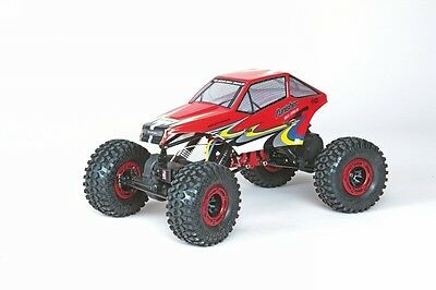 Graupner WP PUNISHER CRAWLER4WDS RTR M 1:10 - 90140.RTR