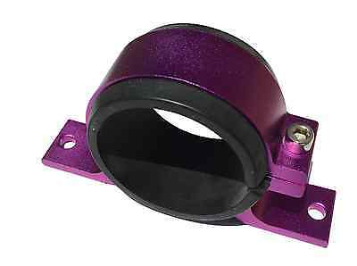 PURPLE 60mm bracket mount holder fits Bosch 044 Facet Sytec Walbro Fuel Pump