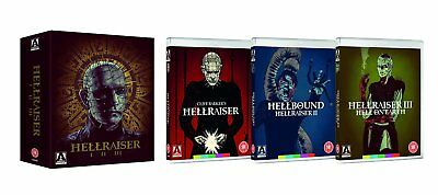 Hellraiser Trilogy (Blu Ray)