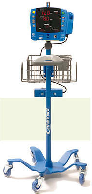 GE DINAMAP ROLLING STAND FOR Carescape V100 PN 2033297-001- NEW
