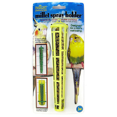 Jw Pet Insight Spray Millet Holder You Pick Color. Free Shipping To The Usa