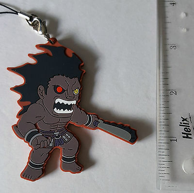 Fate Stay Night - Berserker (Heracles) - Keychain - Cell Phone Charm