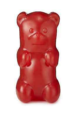 Gummy Bear Night Light Squeezy Gummygoods Toy Lamp by Jailbreak - RED