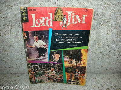Lord Jim Gold Key 1965 Classic Movie  Peter O'Toole