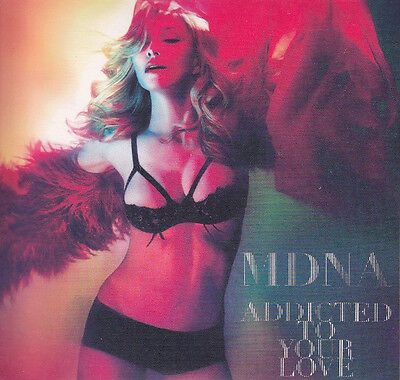 Madonna – Addicted To Your Love 2CDS
