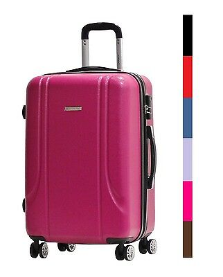 Valise cabine 55cm - Trolley ALISTAIR SMART - Léger - 4 roues - ABS