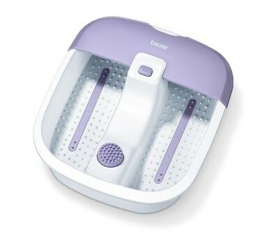 Beurer FB12 Soothing Foot Spa Bath + Water Heating Vibration and Bubble Massage