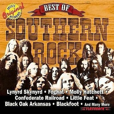 Various Artists : Best of Southern Rock CD