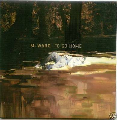 "2x7""  M. WARD TO GO HOME  4AD VINYL"