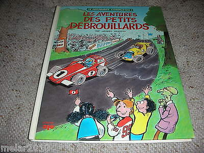 Les Aventures Des Petits Debrouillards -1986 Hardcover Edition French