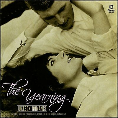 "10"" THE YEARNInG JUKEBOX ROMANCE VINYL ELEFANT"