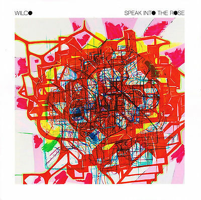 "10""  Wilco Speak Into The Rose Vinyl Rsd Black Friday"