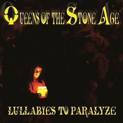 2Lp Queens Of The Stone Age Lullabies To Paralize  Vinyl