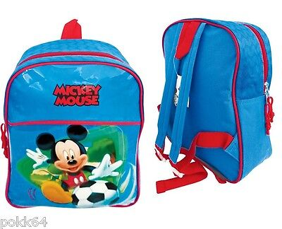 Mickey Mouse sac à dos Disney cartable Foot Relief L 40 cm backpack 335364
