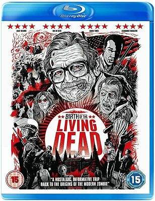 Birth Of The Living Dead - George A. Romero - New Blu-Ray