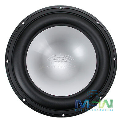 "WET SOUNDS XS-12-S4v2 500W RMS 12"" HIGH PERFORMANCE MARINE SUBWOOFER XS-12-S4-V2"