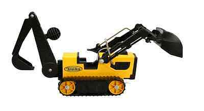 Tonka Steel Trencher Vehicle New Vintage Construction Classic Pressed Action Toy