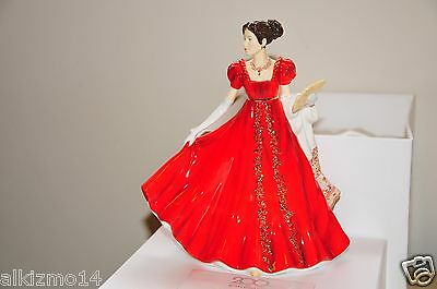Royal Doulton Eleanor 2015 Figurine of The Year HN5671 - Brand New Free Shipping