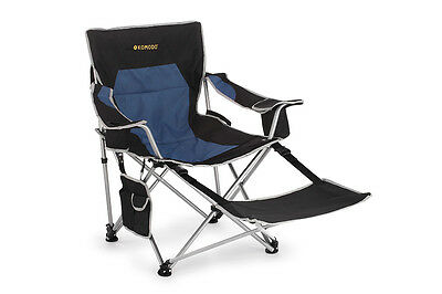 NEW Komodo Camping Chair Deluxe Footrest 48cm Camping Furniture