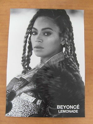 BEYONCE - Lemonade [OFFICIAL] POSTER *NEW*