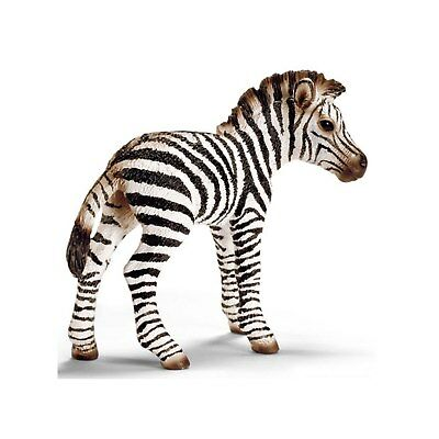 Schleich Africa Wild Life - ZEBRA FOAL 14393 - New with Tag
