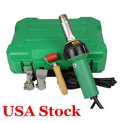 USA Stock! 110V WELDY Hot Blast Overlap Hot Air Welder Gun Pistol Tool