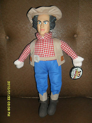 The Three Stooges 17' Inch Toy Doll