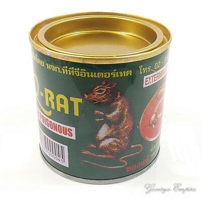 Trap Glue Mouse Rodent Pest Insect Trap Glue Sticky Non-Poisonous Non-Toxic