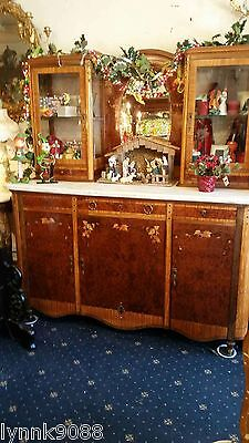 Sideboard Cabinet  French Art Deco