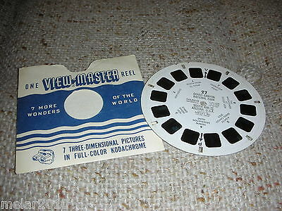Vintage Sawyer's View-Master # 27 Grand Canyon National Park South Rim -II