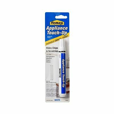Homax Appliance Touch Up Pen White Repair of Scratches, gouges, blemishes