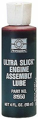 Permatex 81950 Ultra Slick Engine Assembly Lube 4 oz.