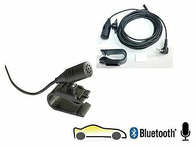 Alpine External Bluetooth Microphone Mic Assembly Car DVD Nvigtion