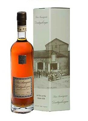 1974 Dartigalongue 40 Year Old Bas Armagnac 500ml