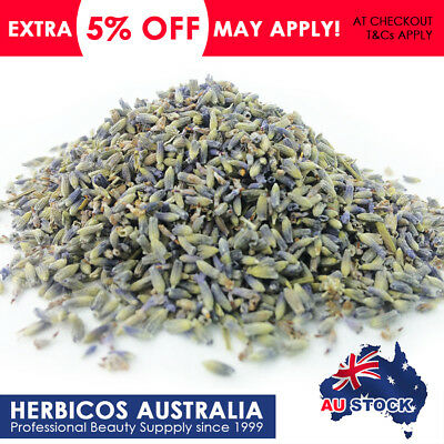 Australian Fumigated Dry Dried Lavender Flower Buds 20g