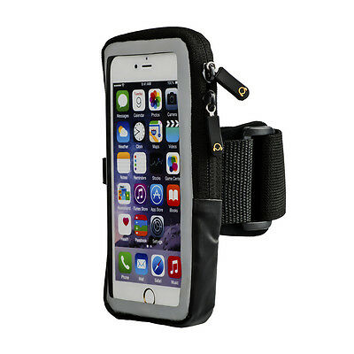 Gear Beast Slim Case Compatible Sports Armband for iPhone,Galaxy,Moto,Droid&More