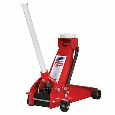 Sealey 3290CX Professional 3 Ton Tonne Hydraulic Compact Car Garage Trolley Jack