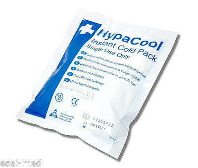 Small Instant Cold Ice Packs 12cm x 14cm (2pk)