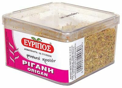 30gr. 1.05oz Greek Natural Product Oregano Evripos Kit Origanum Vulgare Top Qual