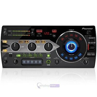 Pioneer RMX1000 3-in-1 DJ Effects and Remix Station Controller inc Warranty