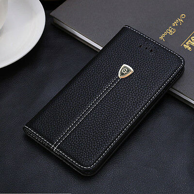 Luxury Magnetic Flip Cover Stand Wallet Leather Case For Apple iPhone 6S/6S Plus