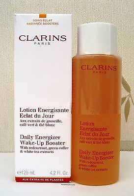 Clarins Daily Energizer Wake Up Booster 125ml - BNIB