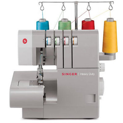 Singer 14HD854 Heavy Duty Overlocker Including Accessories