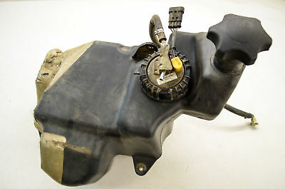 12 Can-Am Outlander 1000 XT 4x4 Gas Tank & Fuel Pump